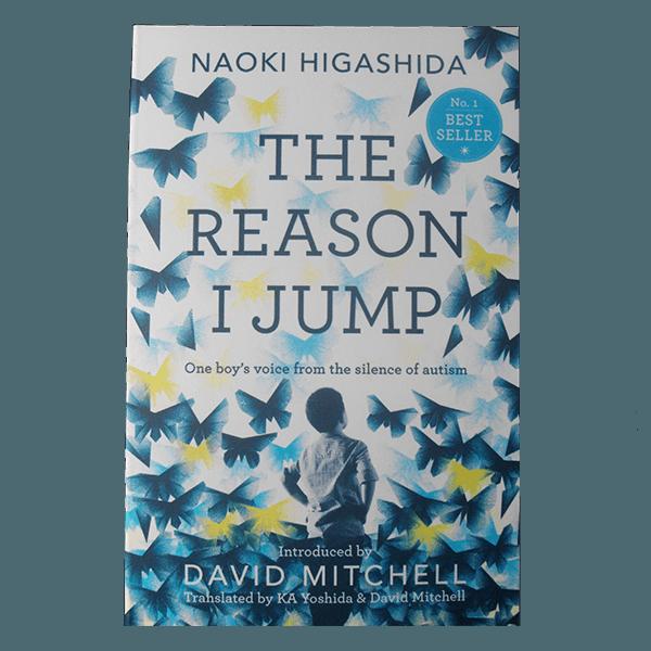The reason I jump, bestseller om autisme