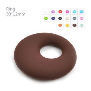 Ring, bidesmykke/tyggesmykke, vedhæng