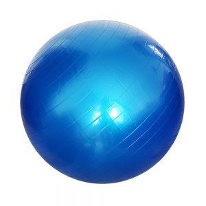 Træningsbold 55, 65 eller 75 cm med pumpe