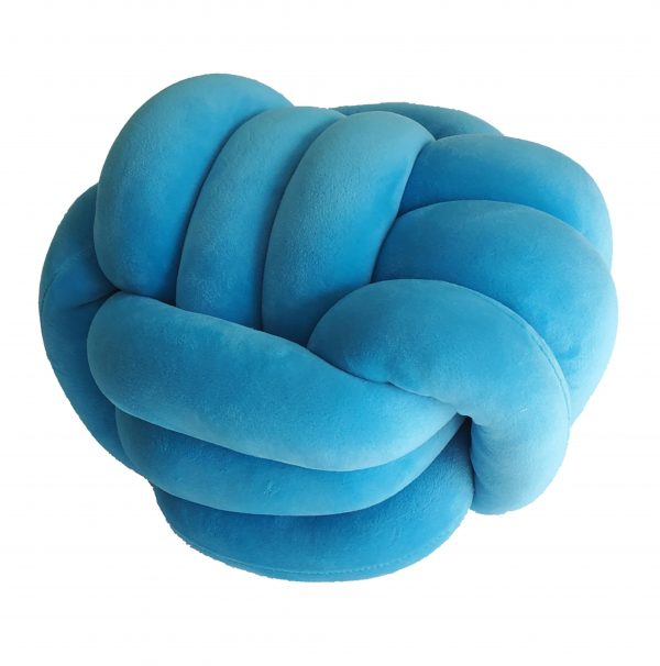 Krammebold blå