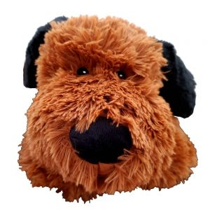 Tyngdebamsen, vægthunden Charlie 2 kg