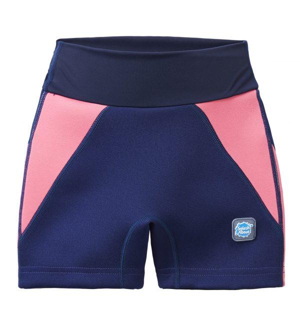 Splash About til børn 5-7 år pink-navy